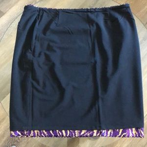 Custom Made Skirts - Beautiful Custom made Sequin Pencil skirt.